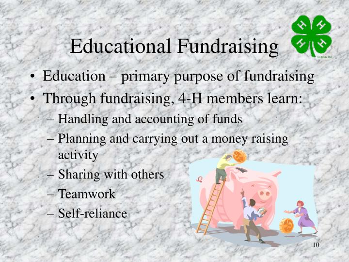 Educational Fundraising