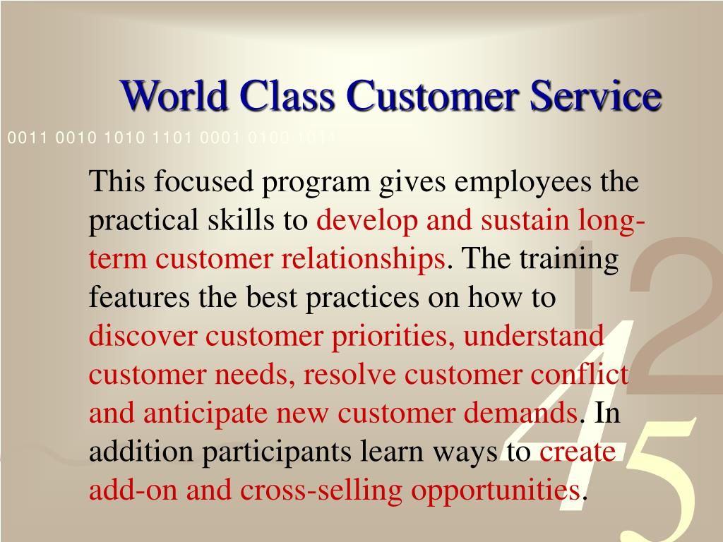 customer service and class discussion Customer service in clearly there is a need for a middle ground in the discussion about customer service as it my college writing class actually talked.