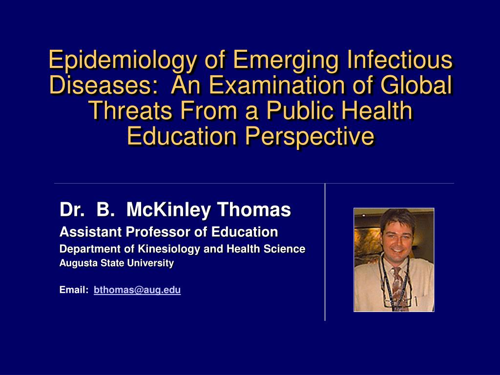 Dr.  B.  McKinley Thomas