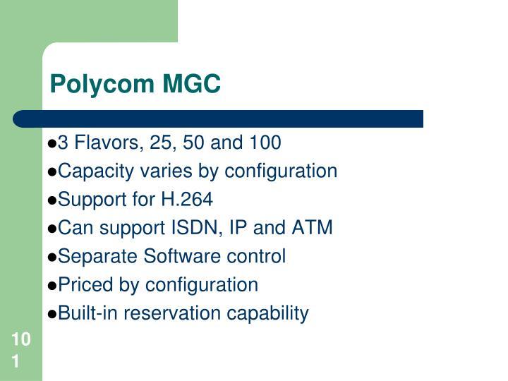 Polycom MGC