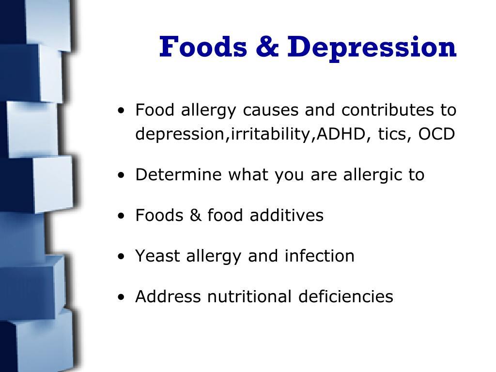 Foods & Depression