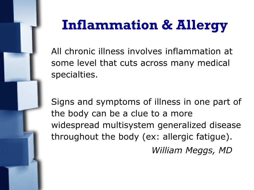 Inflammation & Allergy