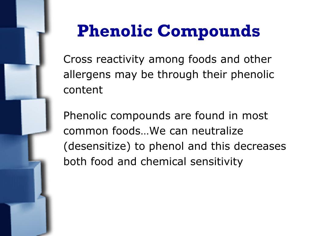 Phenolic Compounds
