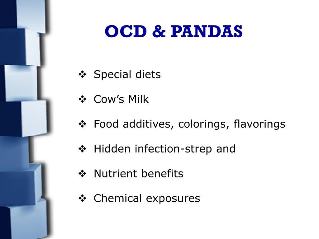 OCD & PANDAS