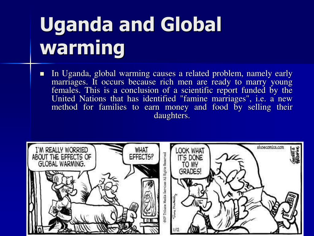 Uganda and Global warming