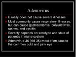 adenovirus11