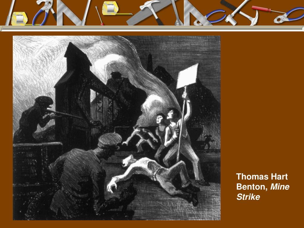 Thomas Hart Benton,