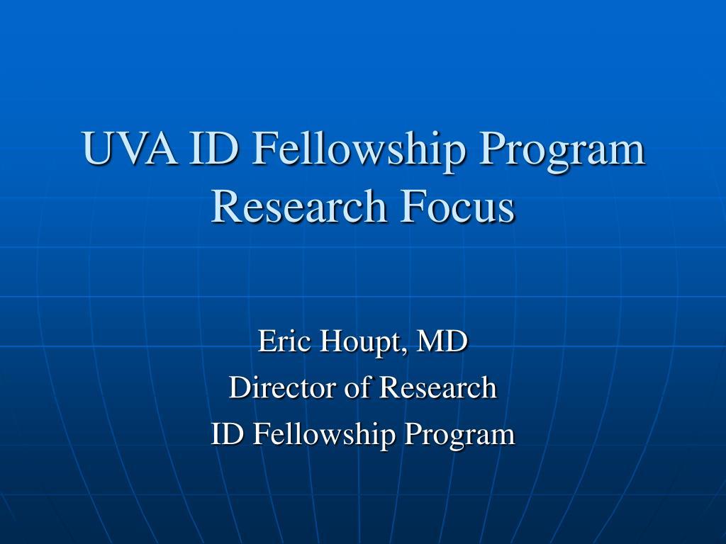 UVA ID Fellowship Program