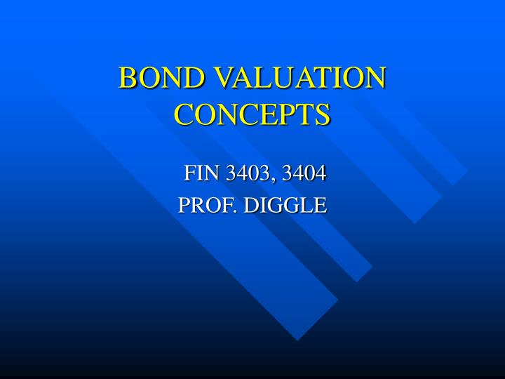 Bond valuation concepts l.jpg