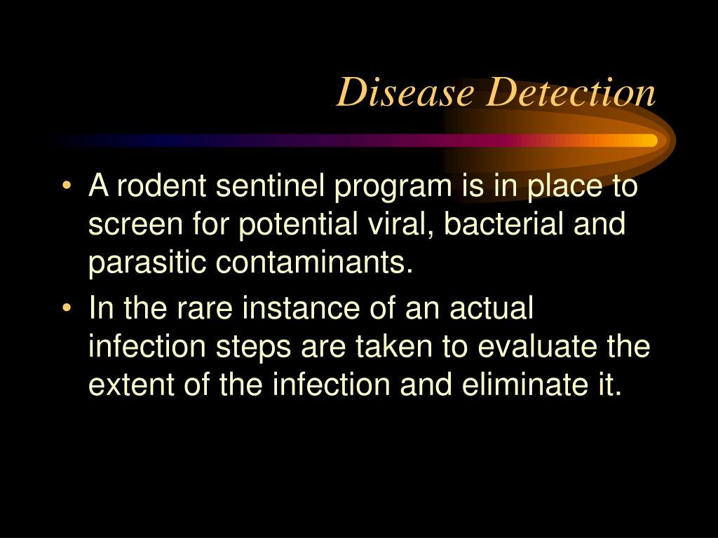 Disease Detection