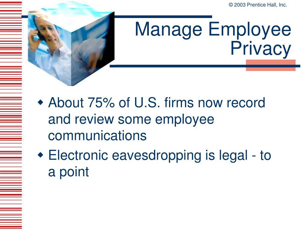 Manage Employee