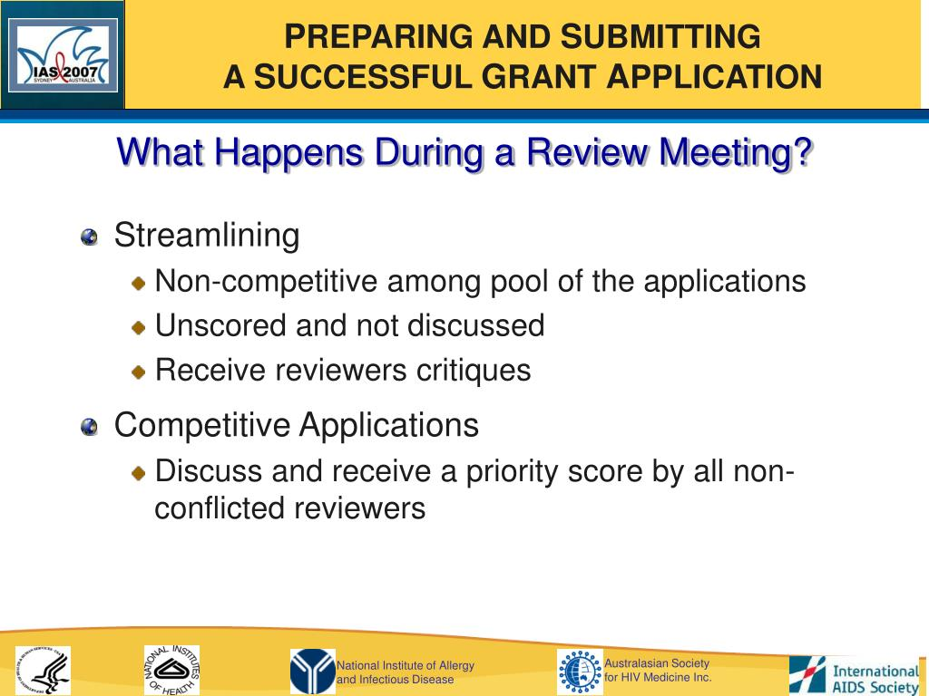 What Happens During a Review Meeting?