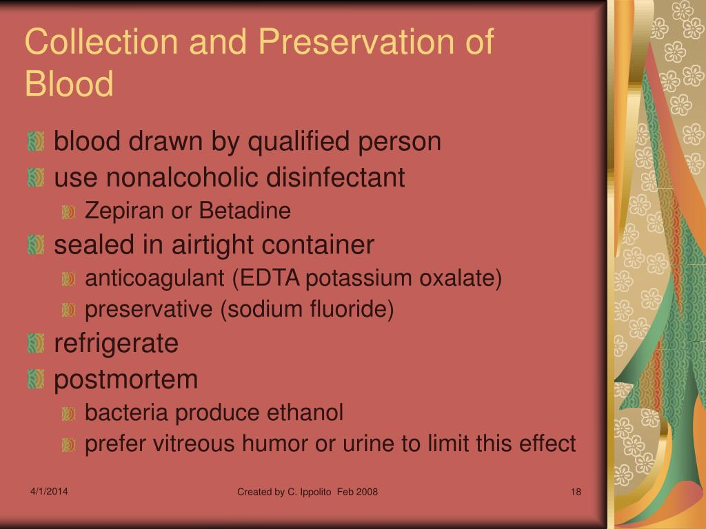 Correlation of Postmortem Blood and Vitreous Humor Alcohol