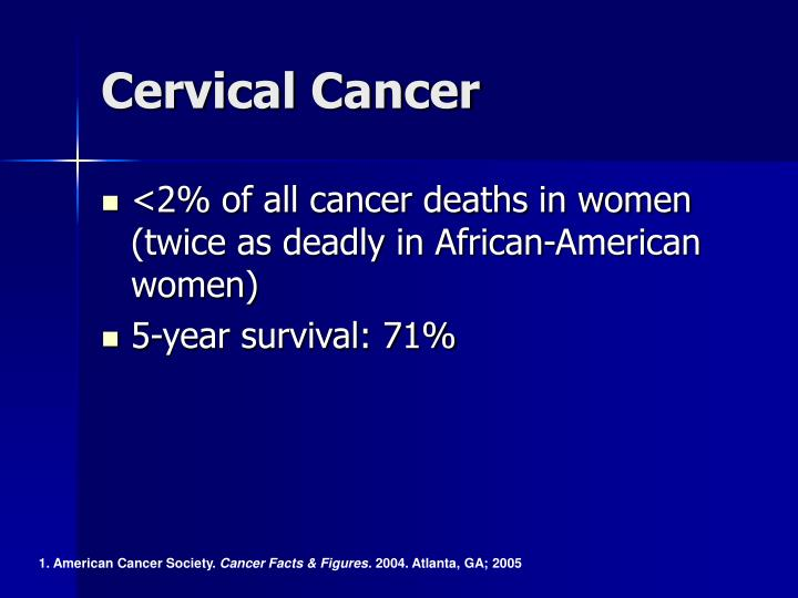 Cervical cancer3
