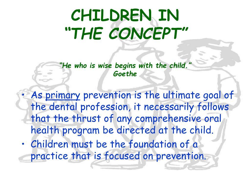 CHILDREN IN