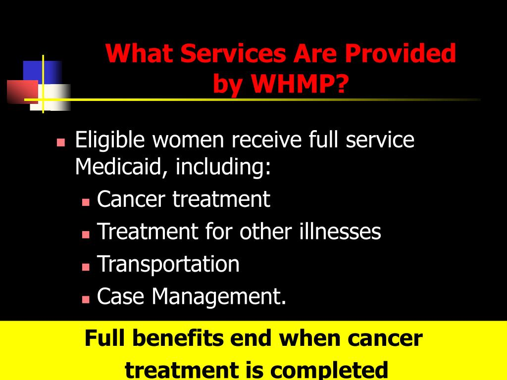 What Services Are Provided