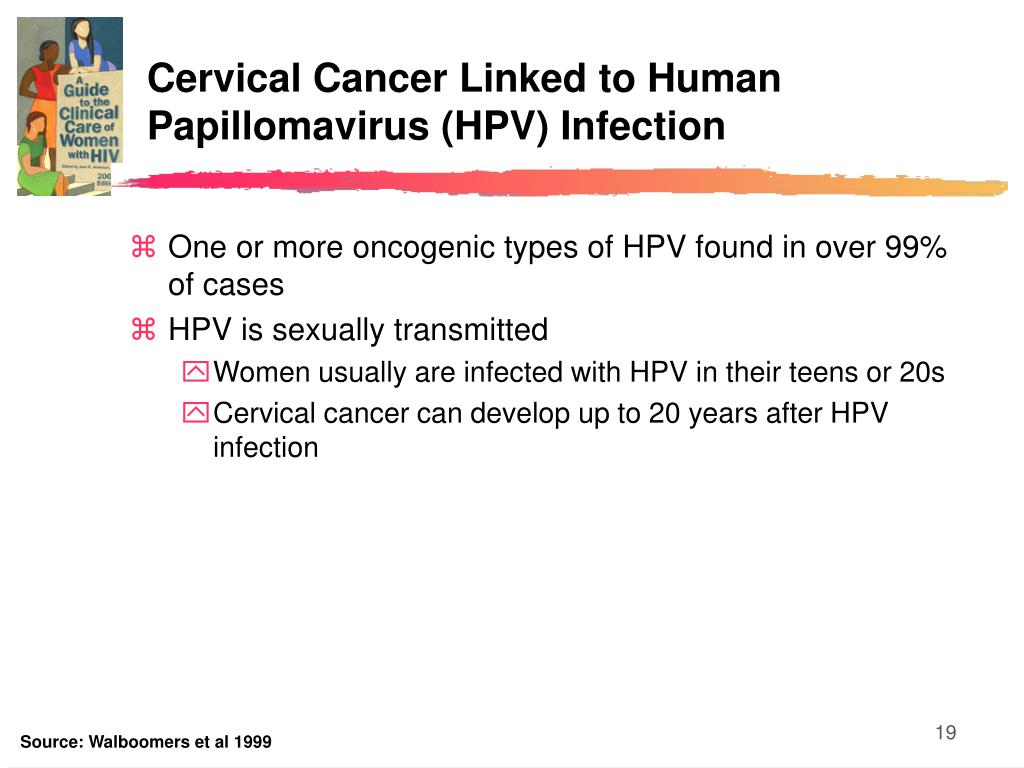 Cervical Cancer Linked to Human Papillomavirus (HPV) Infection