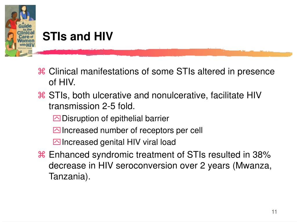 STIs and HIV
