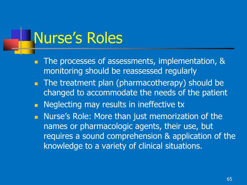 Nurse's Roles