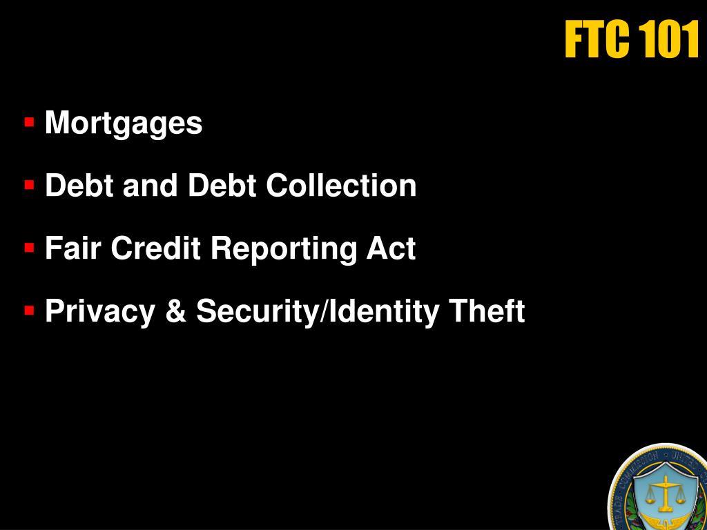FTC 101