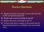 practice questions42
