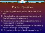 practice questions44