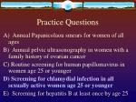 practice questions45