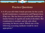 practice questions46