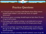 practice questions52