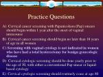 practice questions53