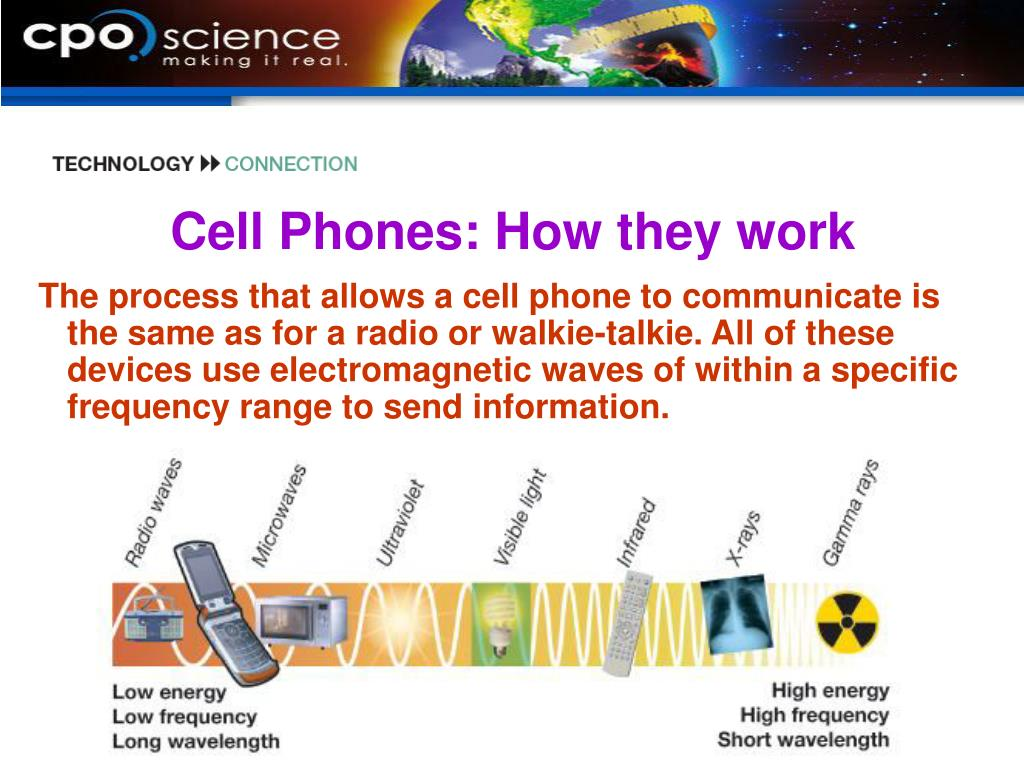 Cell Phones: How they work