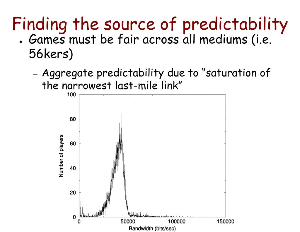 Finding the source of predictability