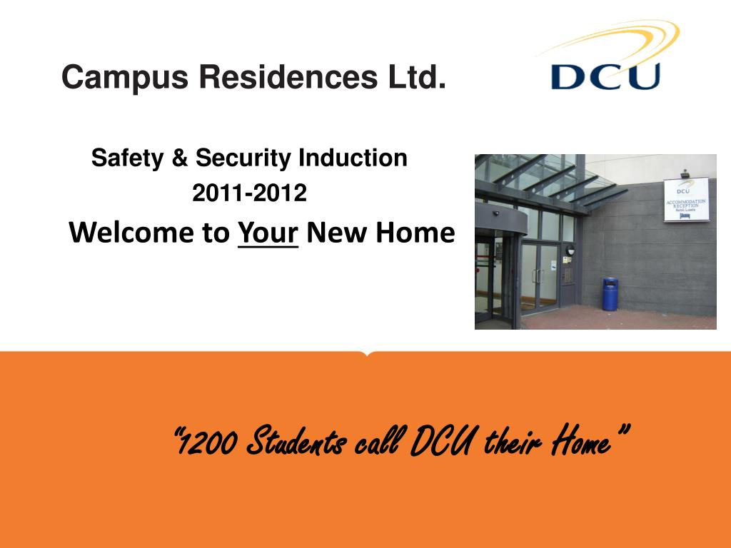 Campus Residences Ltd.