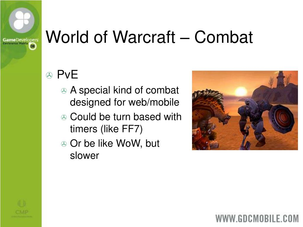 World of Warcraft – Combat