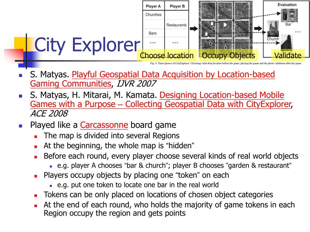 City Explorer