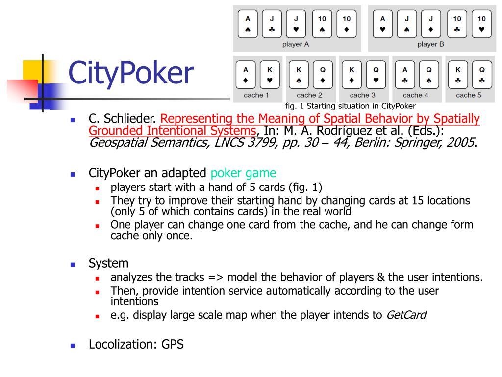 CityPoker