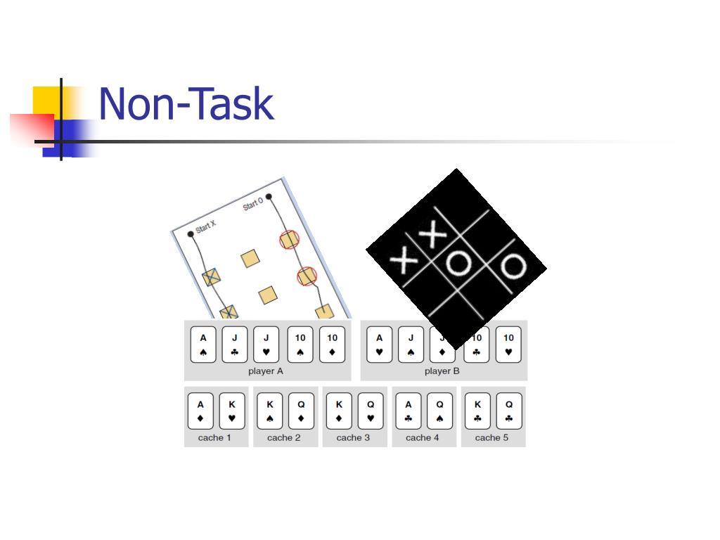 Non-Task