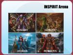 inspirit arena18