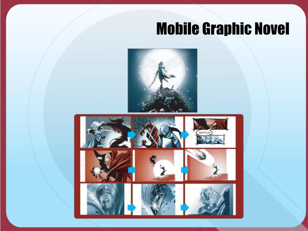 Mobile Graphic Novel