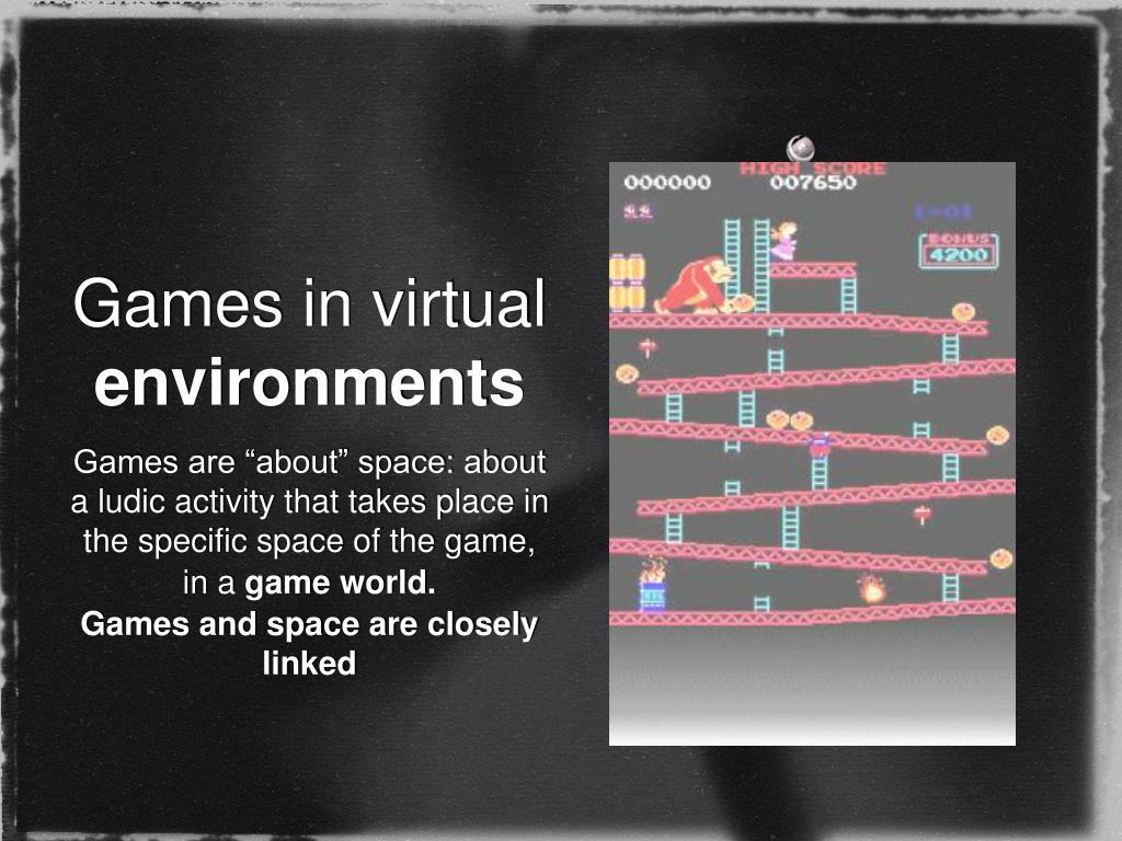 Games in virtual