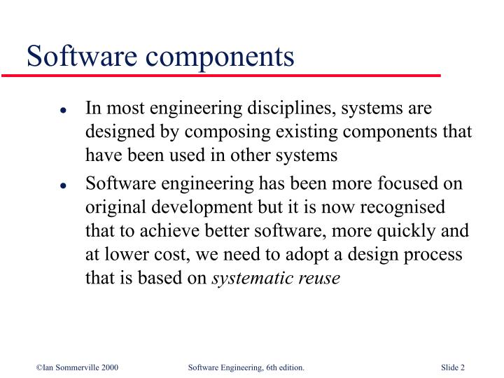 Software components l.jpg