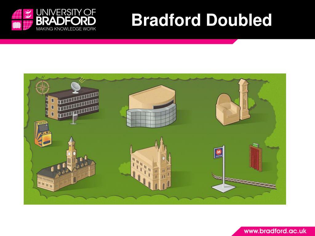 Bradford Doubled
