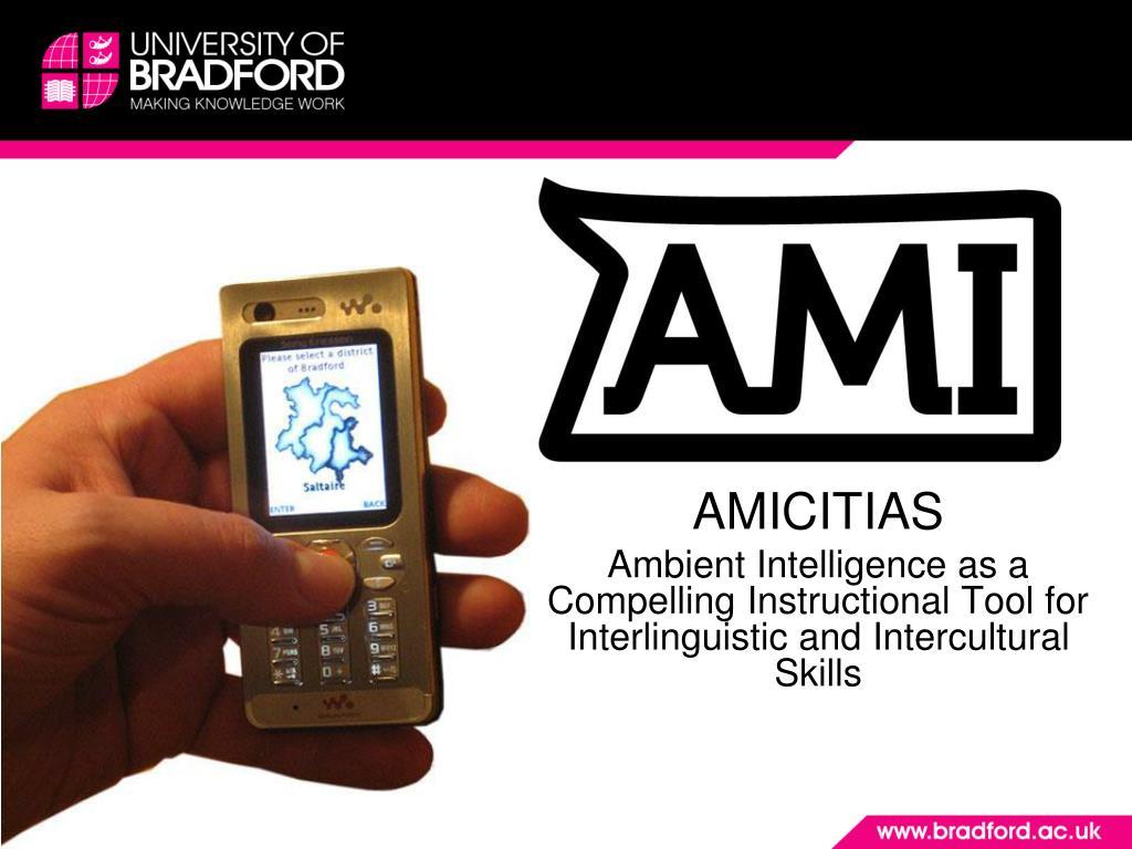 AMICITIAS