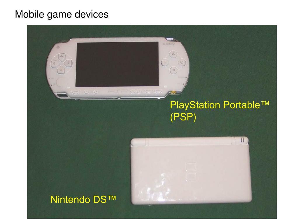 PlayStation Portable™