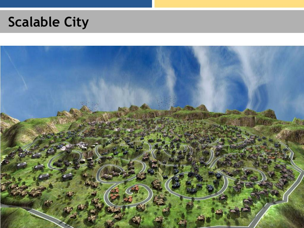 Scalable City