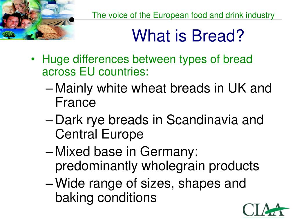 What is Bread?