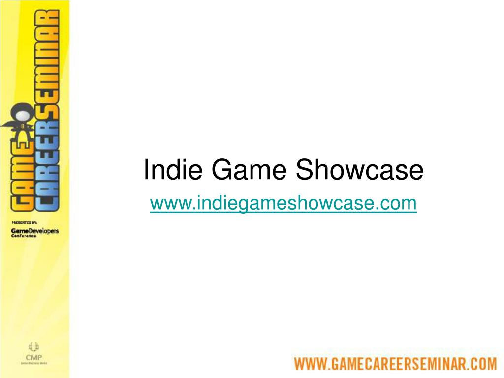 Indie Game Showcase