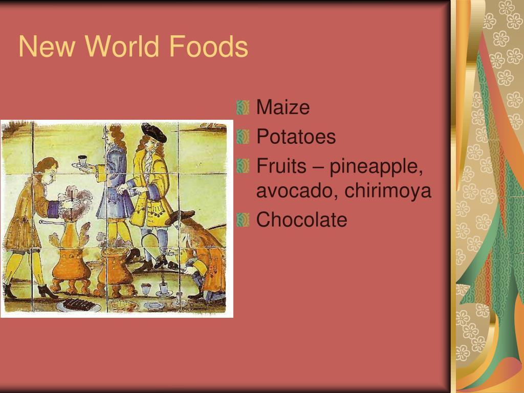 New World Foods
