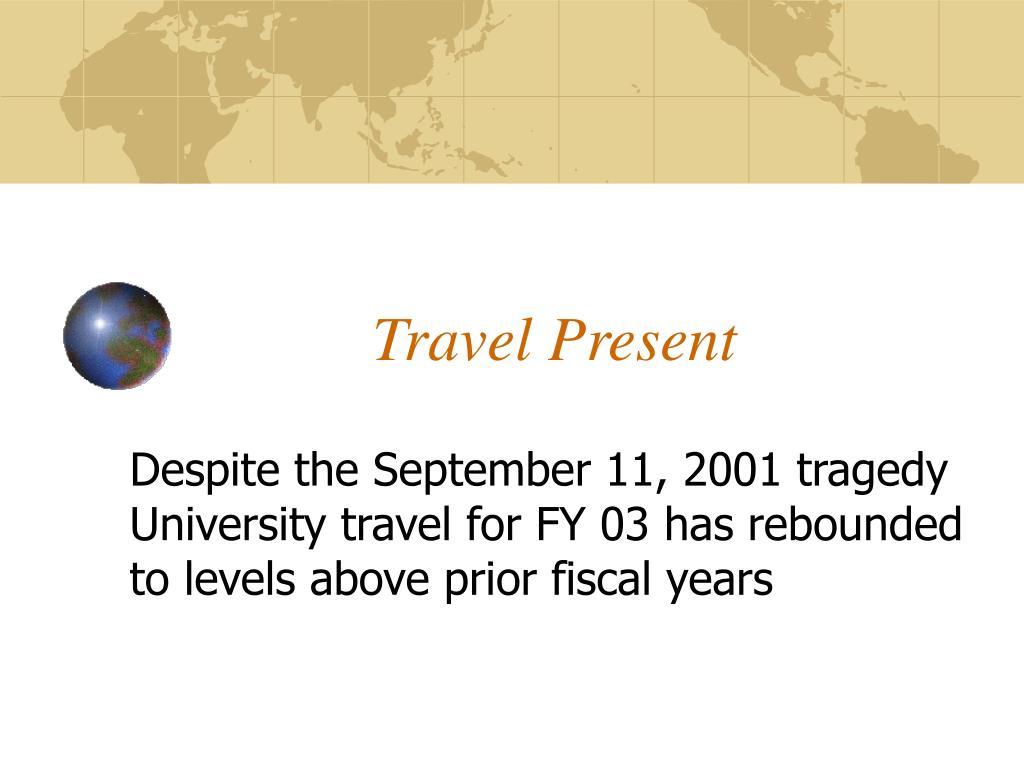 Travel Present