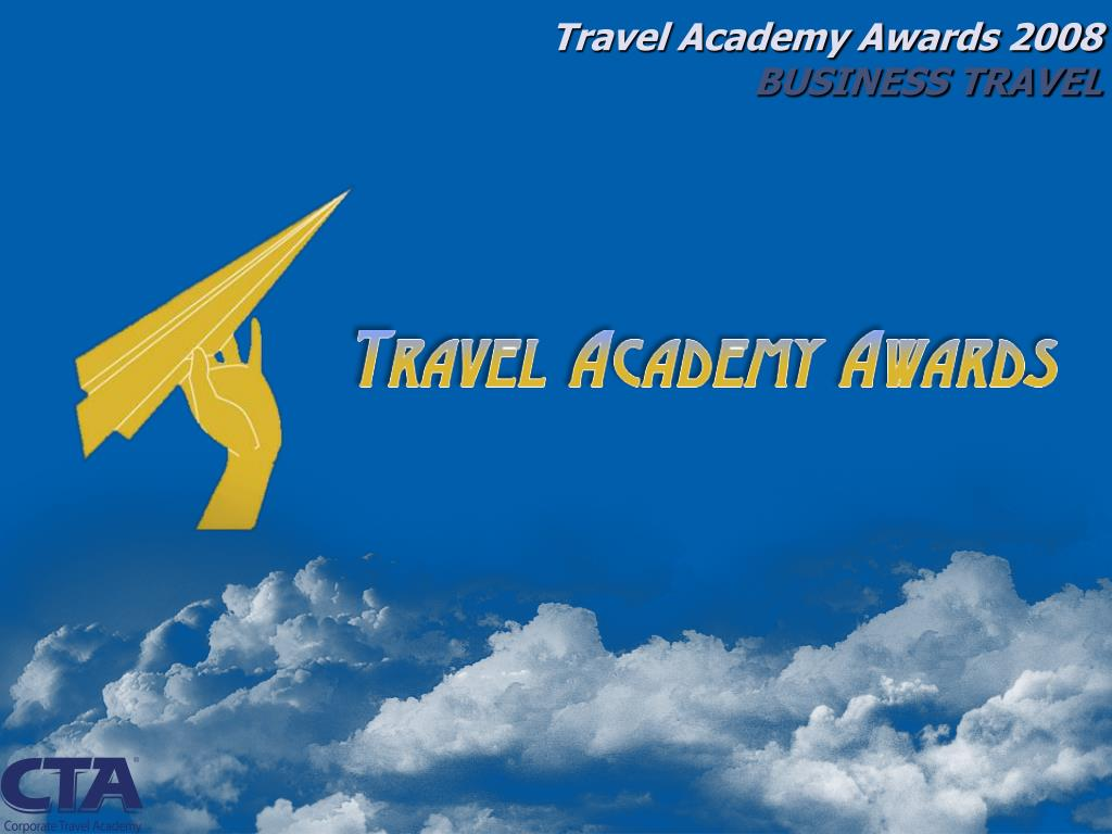 Travel Academy Awards 2008